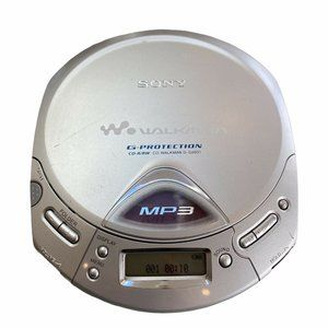 Sony D-CJ501 Walkman CD Player with G-Protection
